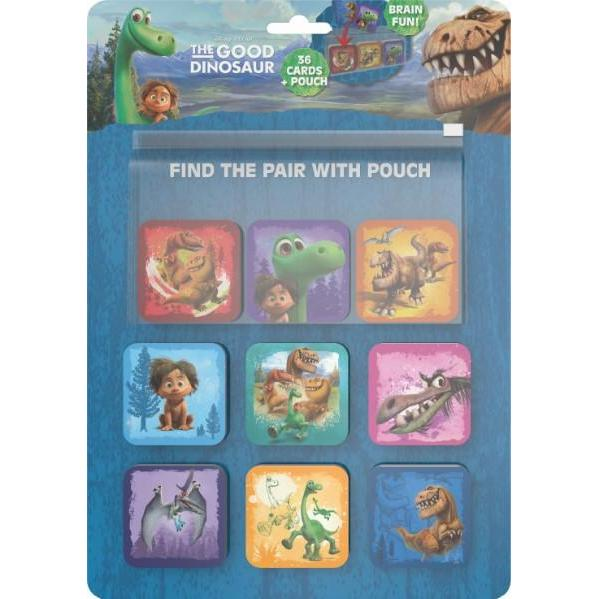 MODELS - Pexeso Poslušný Dinosaurus - s vreckom