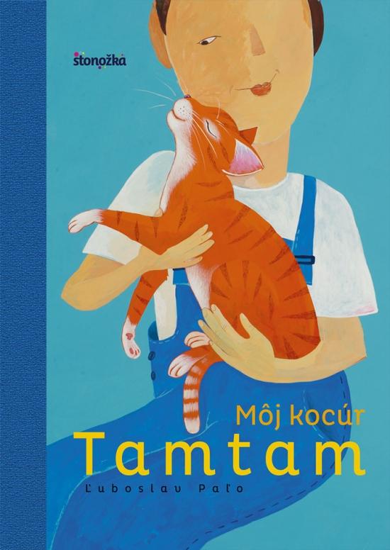 Môj kocúr Tamtam - Ľuboslav Paľo