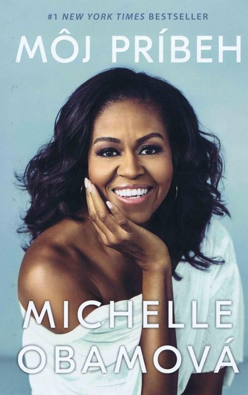 Môj príbeh - Michelle Obamová