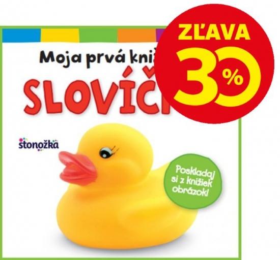 Moja prvá knižnica – Slovíčka, 2.vydanie - Kolektív