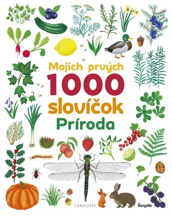 Mojich prvých 1000 slovíčok: Príroda
