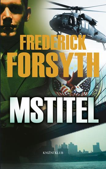 Mstitel - 3.vydání - Frederick Forsyth