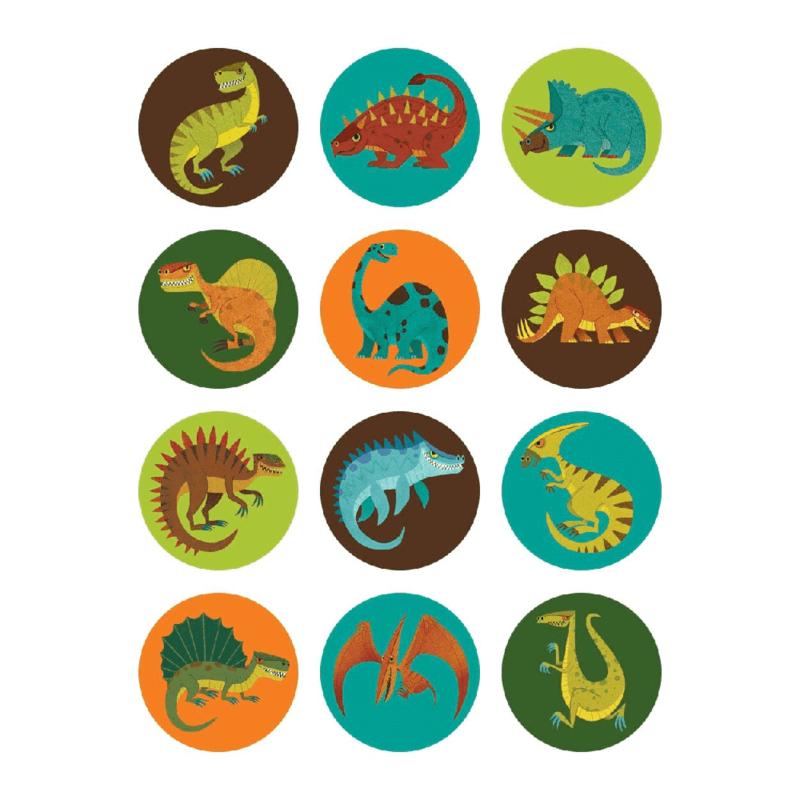 MUDPUPPY - Pexeso Dinosaury