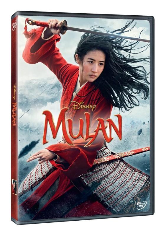 Mulan (2020) DVD