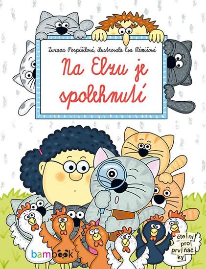 Na Elzu je spolehnutí - Zuzana Pospíšilová