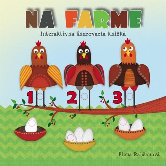 Na farme-šnurovacia knižka