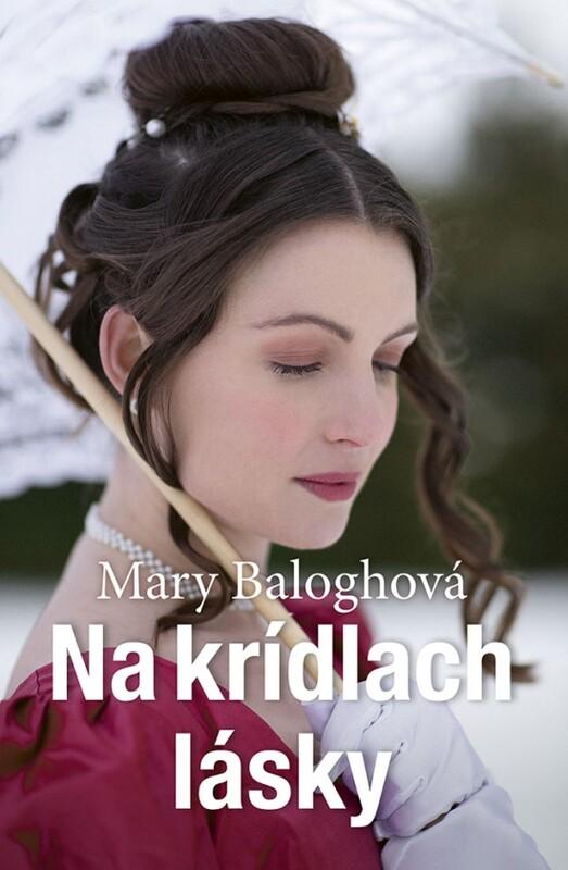 Na krídlach lásky - Mary Baloghová