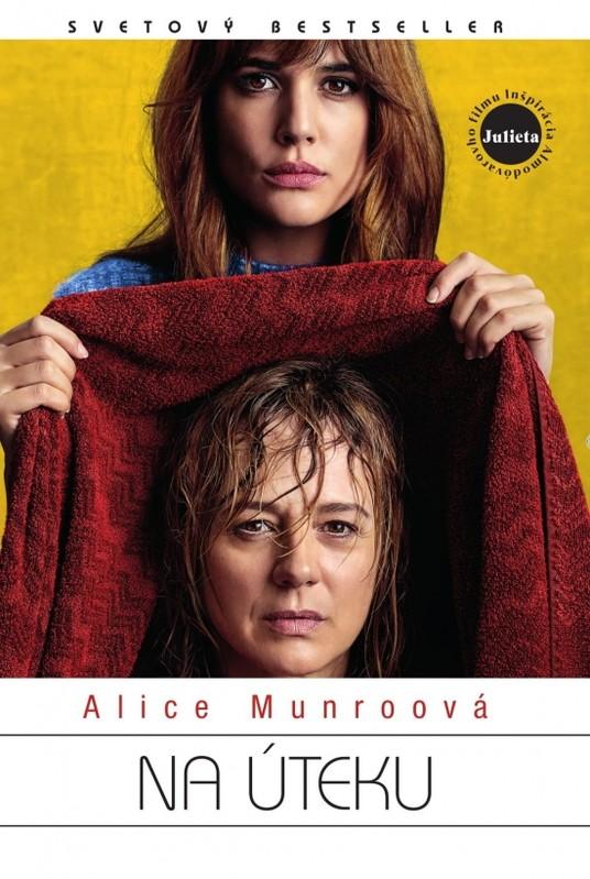 Na úteku - Alice Munroová