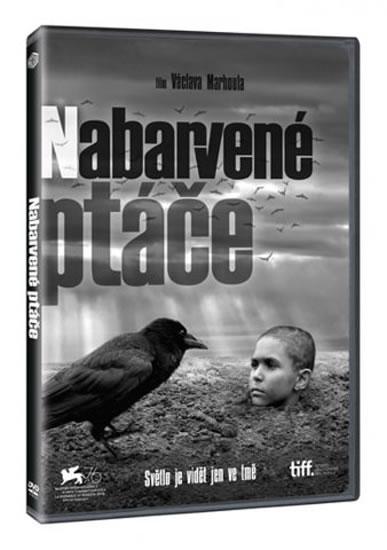 Nabarvené ptáče DVD