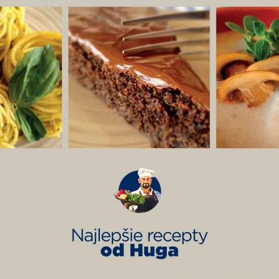 Najlepšie recepty od Huga - Hugo
