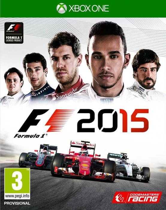 NAMCO BANDAI - XONE F1 2015
