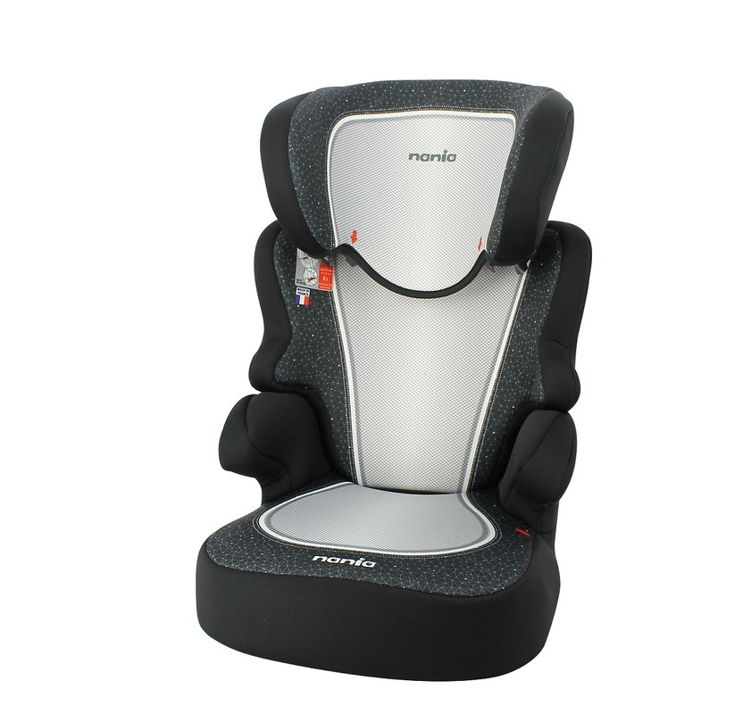 NANIA - Autosedačka Befix SP Skyline Black 15-36 kg