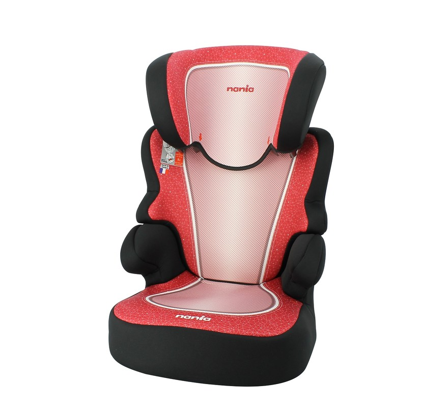 NANIA - Autosedačka Befix SP Skyline Red 15-36 kg