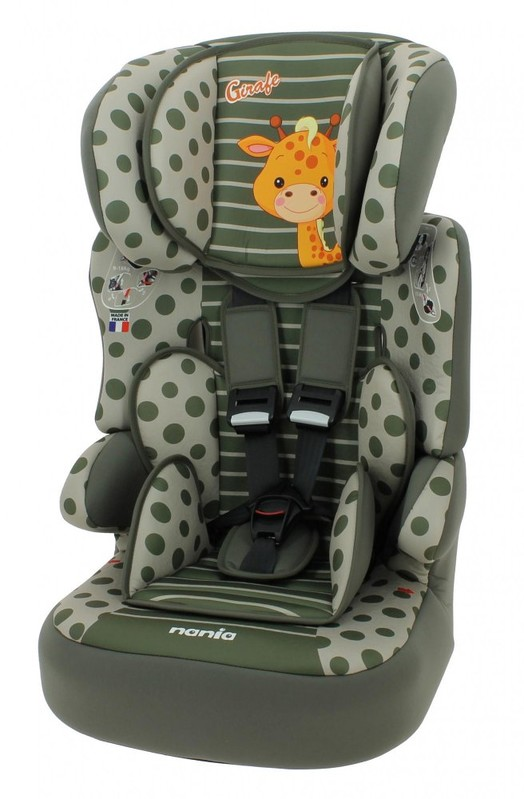 NANIA - Autosedačka Beline SP Girafe 9-36 kg