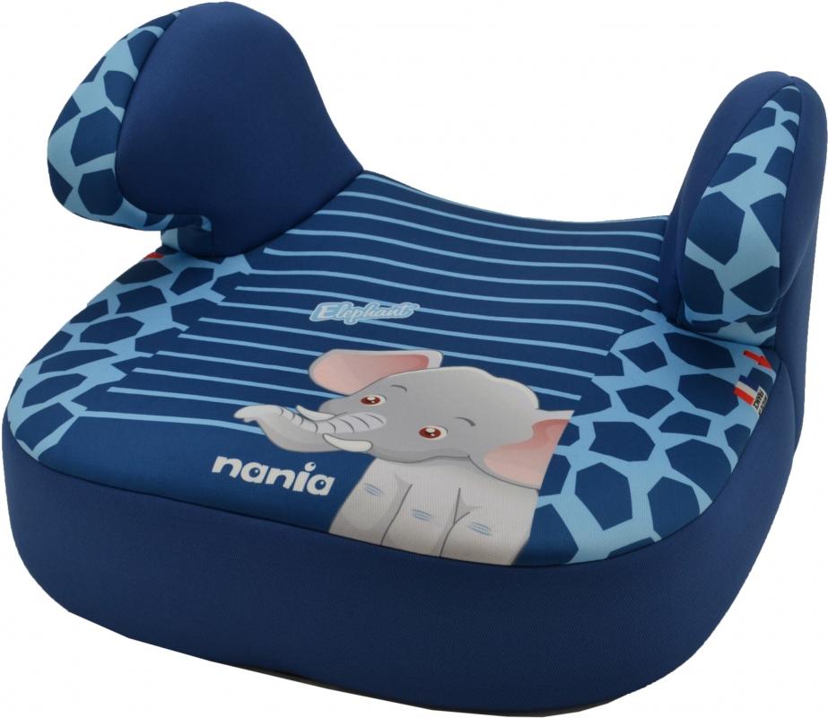NANIA - Autosedačka Dream+ Elephant 9-36 kg