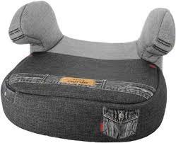 NANIA - Autosedačka Dream LX Denim Grey 15-36 kg