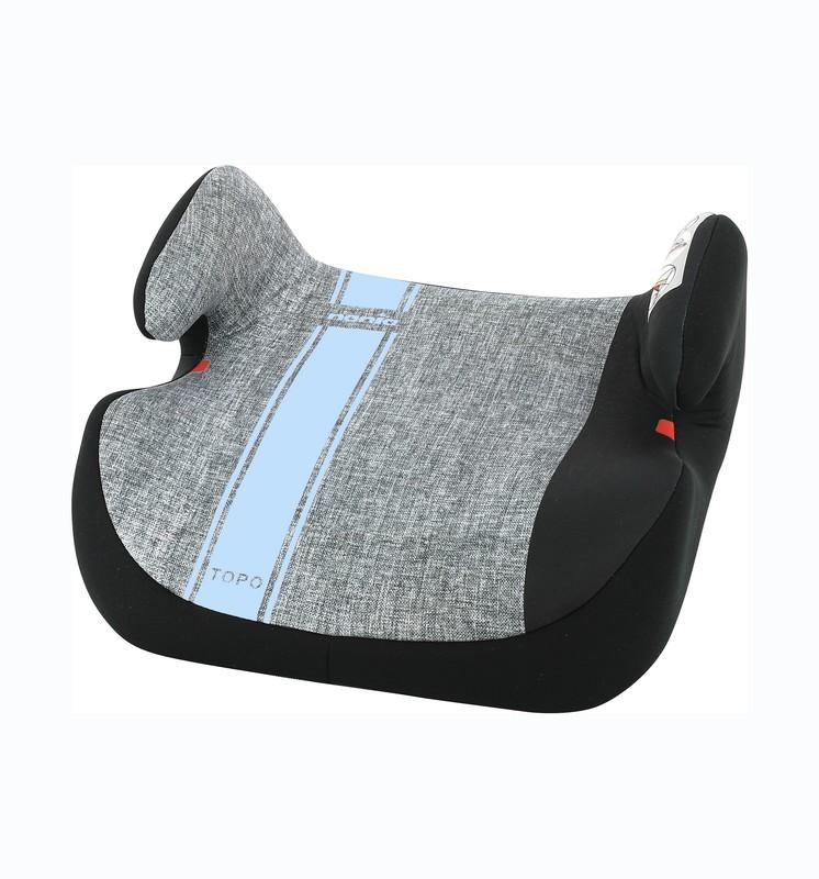 NANIA - Autosedačka Topo Comfort First Line Blue 15-36kg