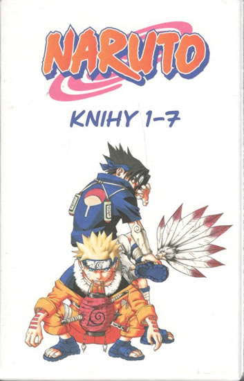Naruto - BOX 1-7 - Masaši Kišimoto