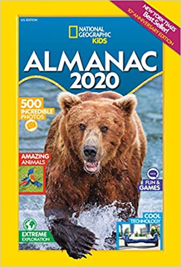 National Geographic Kids Almanac 2020 - National Geographic