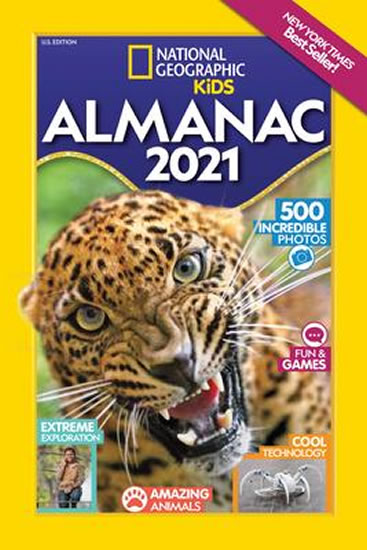 National Geographic Kids Almanac 2021, U - National Geographic