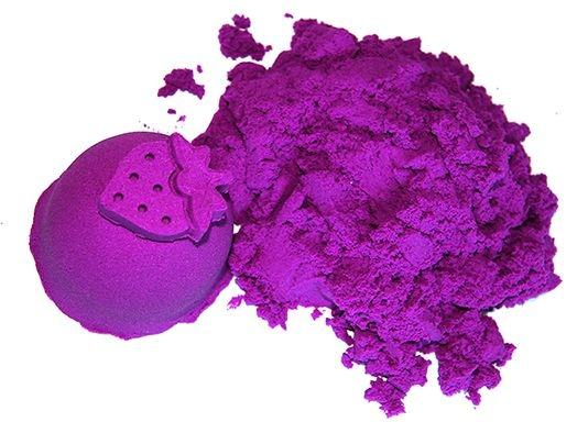 NATURSAND - Kinetický piesok - fialový - 2kg + formičky zadarmo