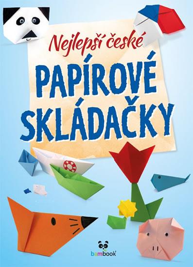 Nejlepší české papírové skládačky - Kolektív