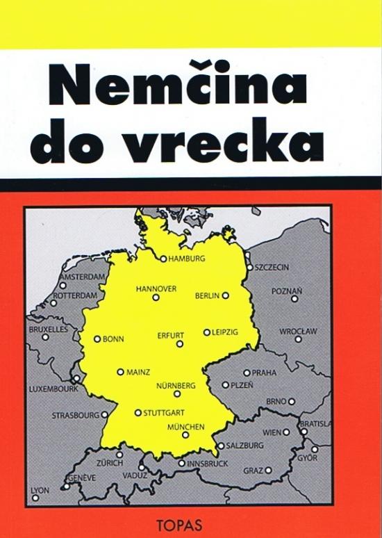 Nemčina do vrecka - 5. vydanie - Artúr Sandany