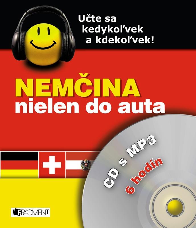 Nemčina nielen do auta – CD s MP3 - Kostnerová Ilona