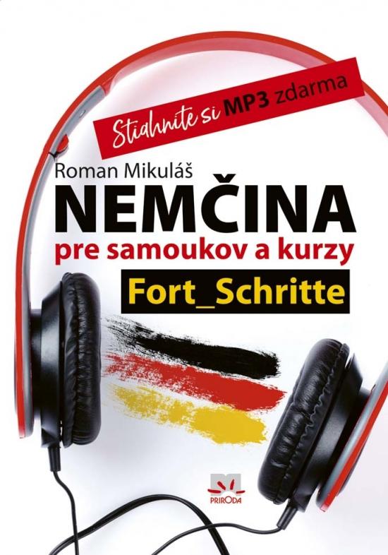 Nemčina pre samoukov a kurzy - Roman Mikuláš