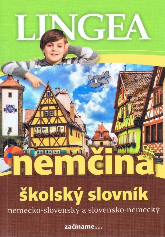 Nemčina - školský slovník - Kolektív