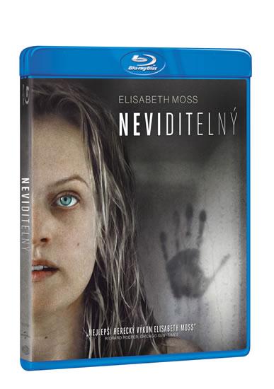 Neviditelný Blu-ray