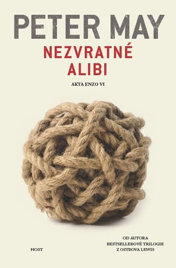 Nezvratné alibi - Peter May