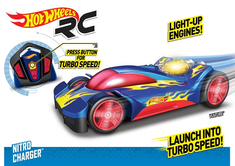 NIKKO - RC Nitro Charger - Vulture