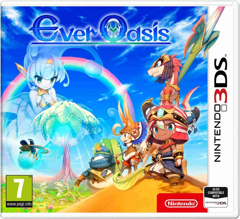 NINTENDO - 3DS Ever Oasis