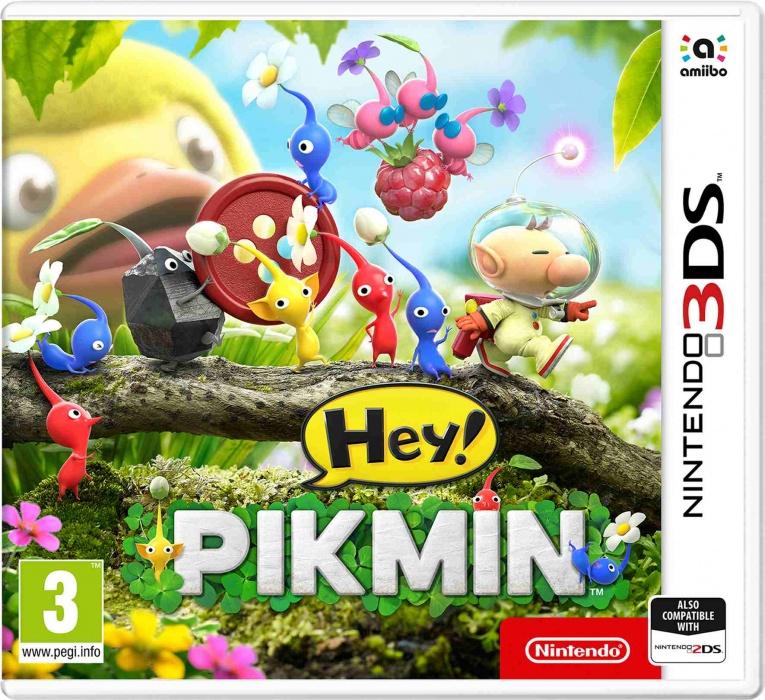 NINTENDO - 3DS Hey! Pikmin