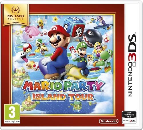 NINTENDO - 3DS Mario Party: Island Tour Select