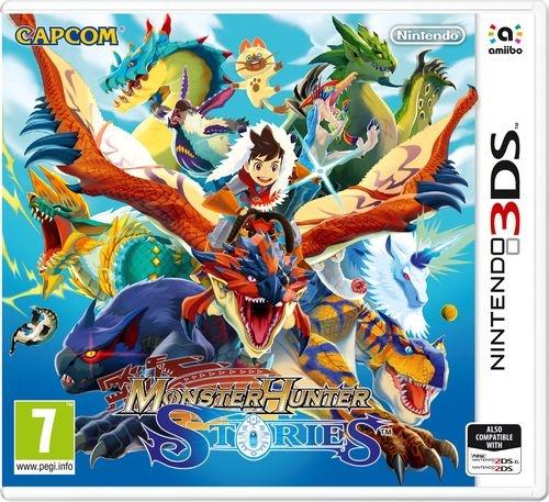 NINTENDO - 3DS Monster Hunter Stories