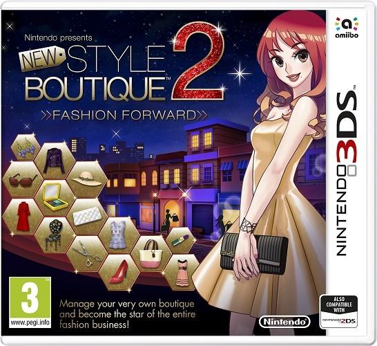 NINTENDO - 3DS New Style Boutique 2 - Fashion Forward