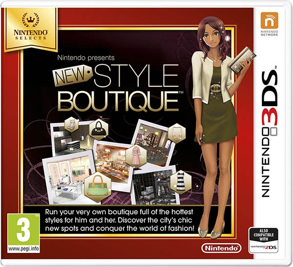 NINTENDO - 3DS New Style Boutique Select