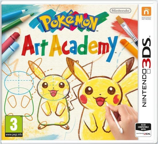 NINTENDO - 3DS Pokemon Art Academy