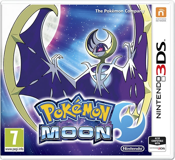 NINTENDO - 3DS Pokémon Moon