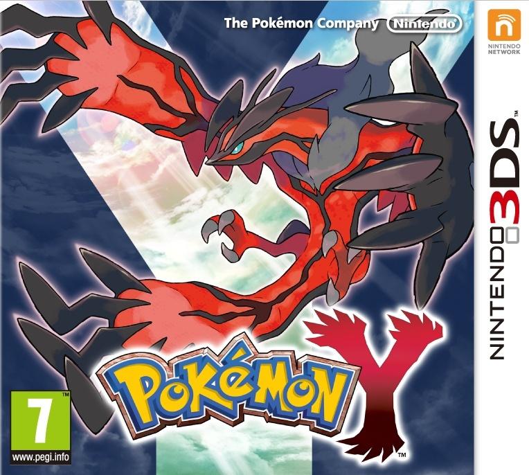 NINTENDO - 3DS Pokemon Y, hra na konzolu Nintendo 3DS