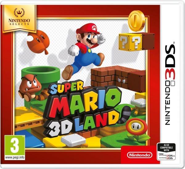 NINTENDO - 3DS Super Mario 3D Land Select