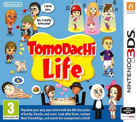 NINTENDO - 3DS Tomodachi Life