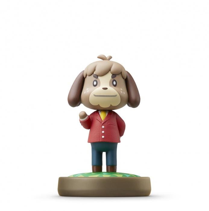NINTENDO - amiibo Animal Crossing Digby
