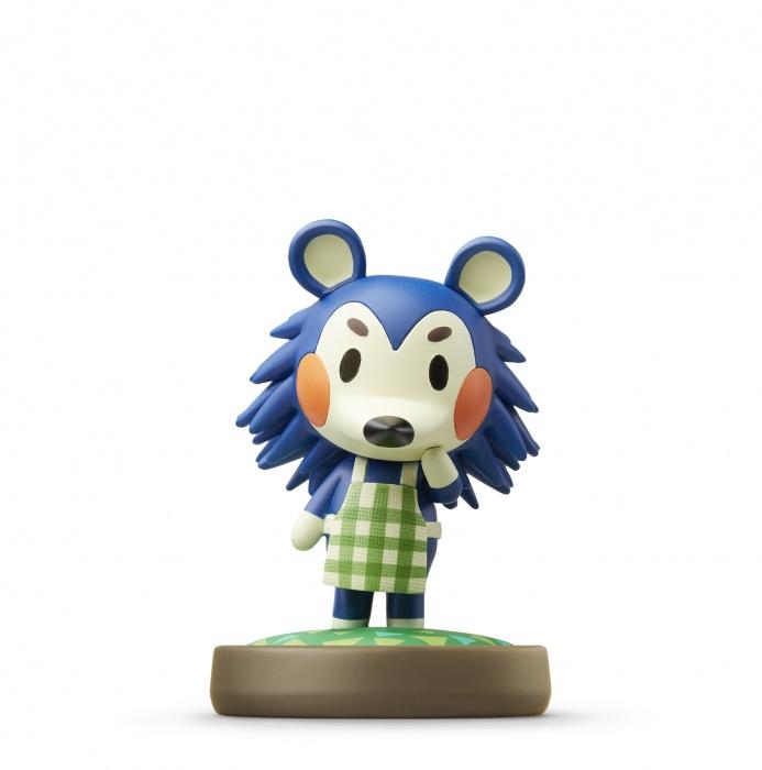 NINTENDO - amiibo Animal Crossing Mabel
