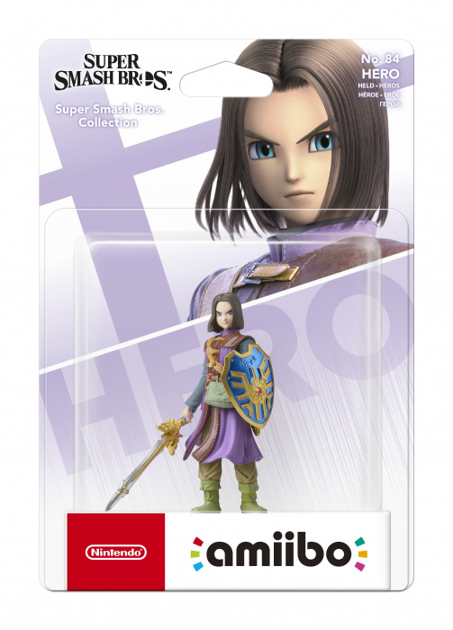 NINTENDO - amiibo Smash Dragon Quest Hero
