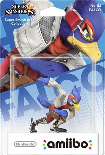 NINTENDO - amiibo Smash Falco 52