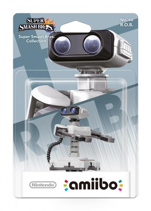 NINTENDO - amiibo Smash Mr. robot 46