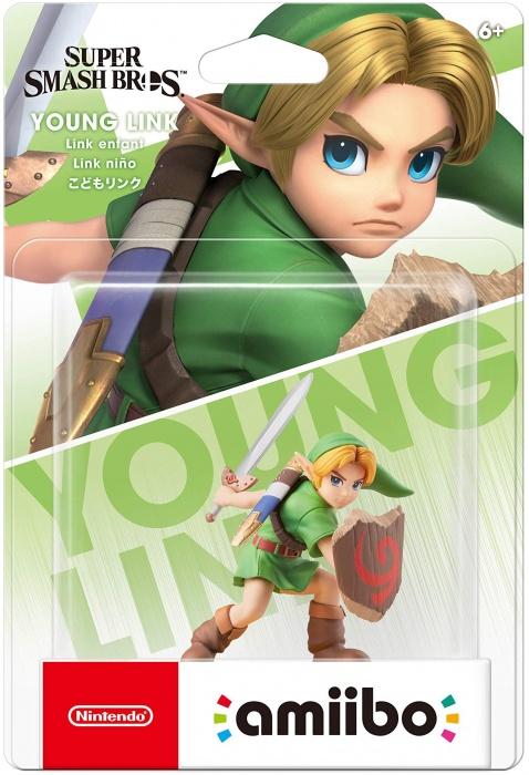 NINTENDO - amiibo Smash Young Link